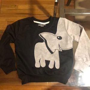 Other - Elephant sweatshirt for kids